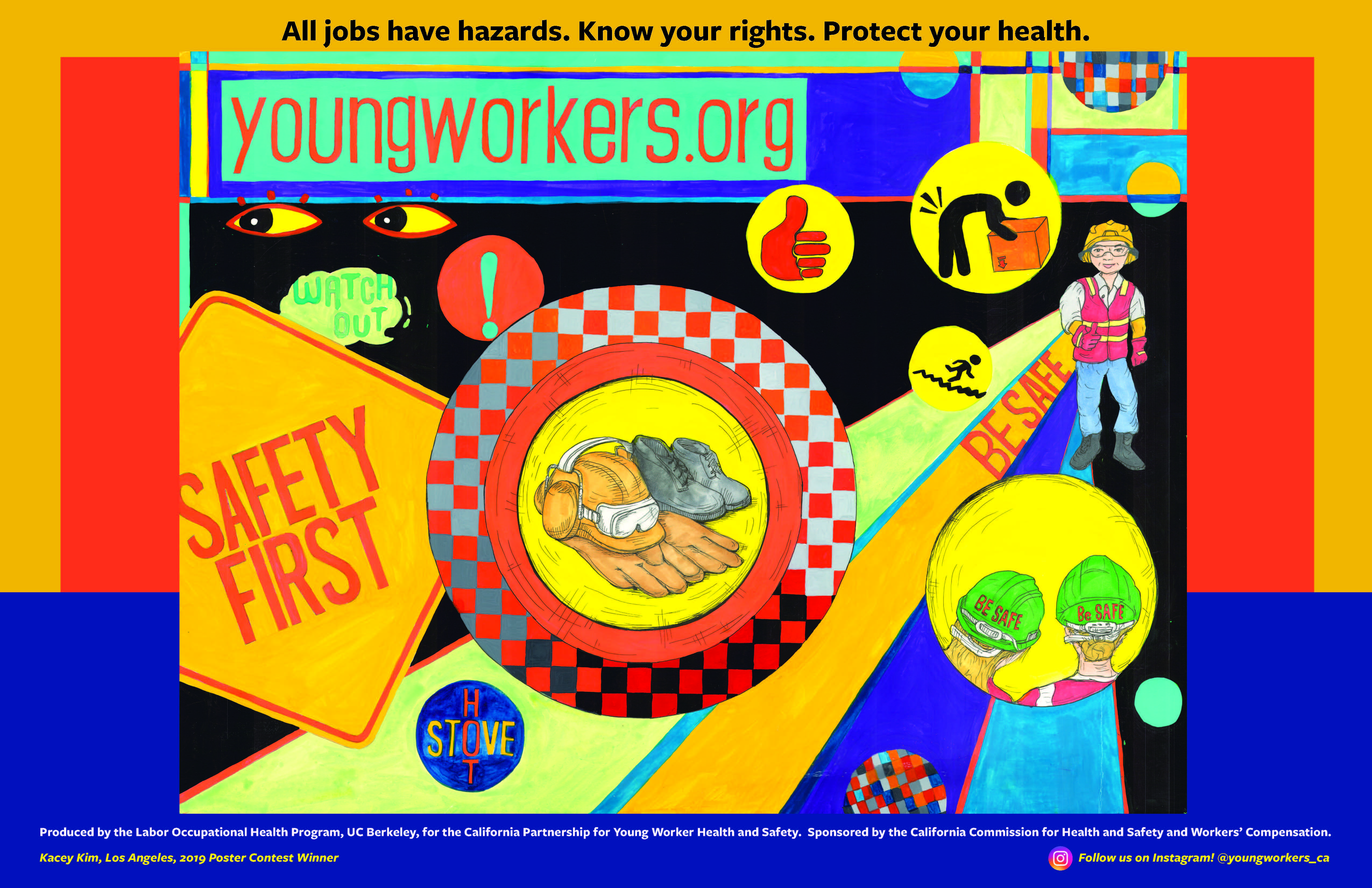 Young Worker Posters | http://youngworkers org