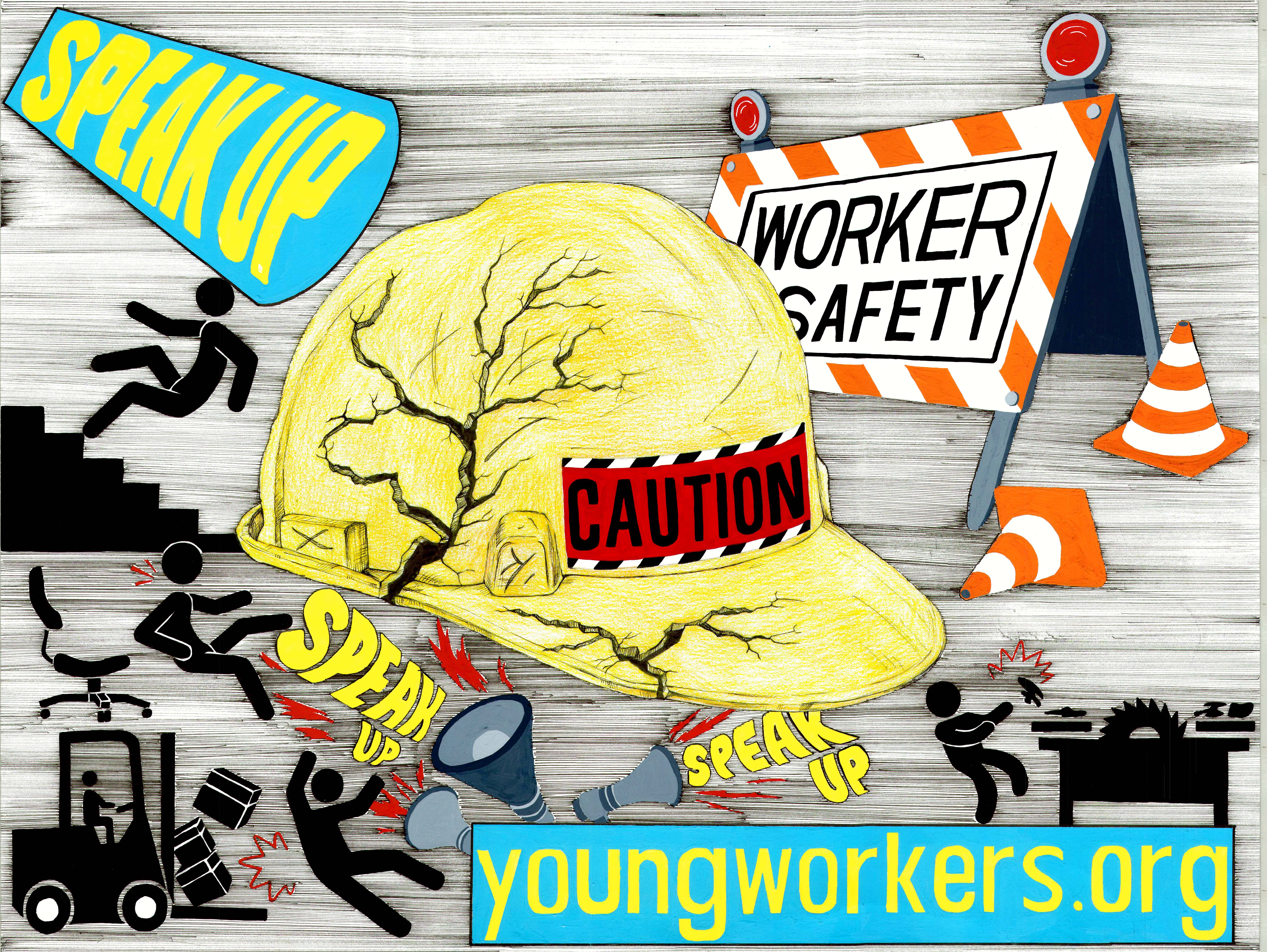 Young Worker Posters Http Youngworkers Org Http Youngworkers Org