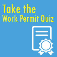 Take the Work Permit Quiz